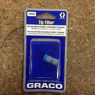 Graco Tip Filter Accessory Kit 3-Pack 24F640