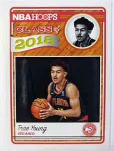 2018-18-Panini-NBA-Hoops-Class-of-2018-Trae-Young-Rookie-RC-5-Atlanta-Hawks