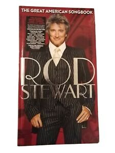 Rod Stewart :The Great American Songbook. 4 x CD Box Set