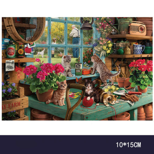 Puzzle Adult Mini 150//1000 Piece Jigsaw Decompression Game Toy Gift Home Decors