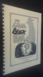 The Little Schwarz Bag By C. C. Alen 1986 Schwierigkeiten Be