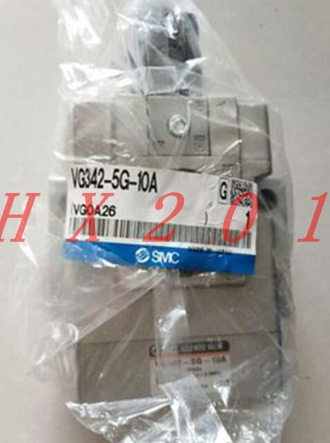 ONE NEW SMC Solenoid Valve VG342-5G-10A