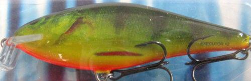 Hechtwobbler Salmo Executor 12SR Tiefe 1,8-3,0m Länge 12cm Gewicht 34g Floating