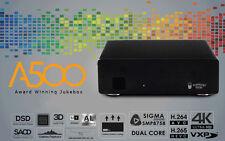 Popcorn Hour A-500 4K/UHD Mediaplayer mit Sigma Designs SMP8758 und ES9023 DAC