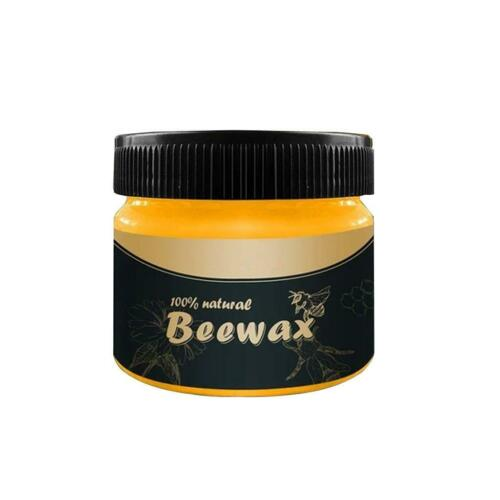 100/% Natural Wood Seasoning Beewax Complete Solution Furniture Care Beeswax safe