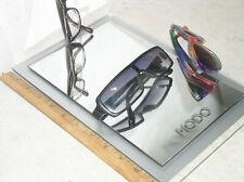 Modo Eyewear Eyeglass Retail Store Flat Counter Advertising Display Mirror Usa