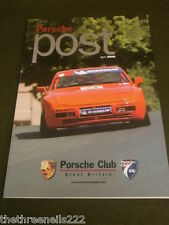 PORSCHE POST - APRIL 2006 - EAST AFRICAN RALLY
