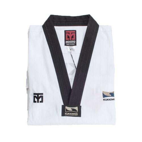 MOOTO BS4 KUKKIWON Uniform Tae Kwon Do TKD Taekwondo Dobok WTF