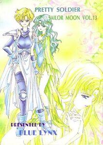 """Sailor Moon Doujinshi """" Suishou """" Usagi Michiru Haruka ... Haruka Makoto Yaoi"""