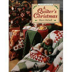 A-Quilters-Christmas-Rodale-Quilt-Book-by-Marti-Michell