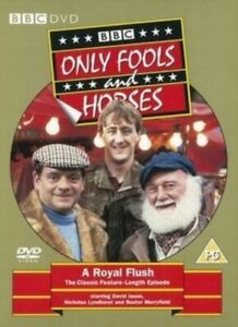 Nuovo-Only-Fools-And-Horses-A-Reale-Incasso-DVD