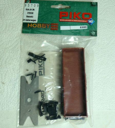 8300-020 95709 Piko abierta kit artículos nuevos vagones en OVP con instrucciones