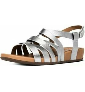 FitFlop-Womens-Lumy-Leather-Gladiator-Sandals-E43-090-Us-8
