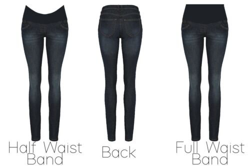 Maternity Jeans Women Skinny Slim Maternity Jeans Over Under Bump Size 18 Leg 30 Inch Pregnancy Jeans Iturnitoff Com