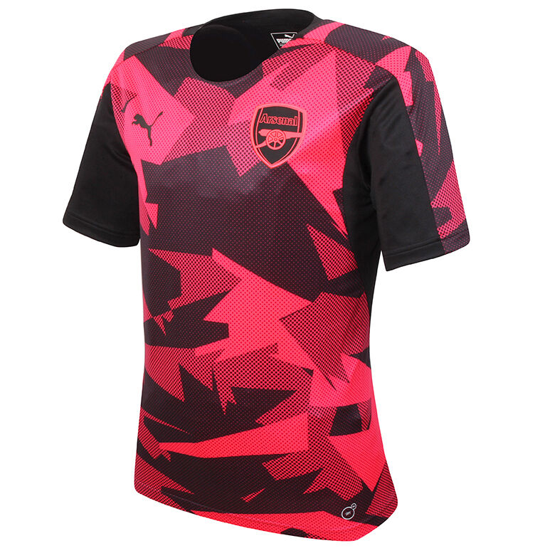 Puma Arsenal 17-18 Stadium Jersey (752187 05) Soccer Football Training Top