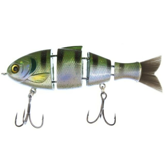 Mike Buccas Baby Bull SHAD Rainbow Trout RARE 3.75 Stock Swimbait for sale online Catch Co