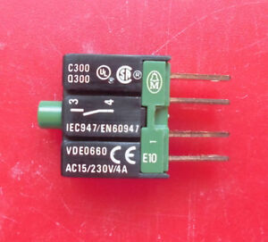 Kloeckner-Moeller-Eaton-Kontaktelement-E10-1x-Schliesser
