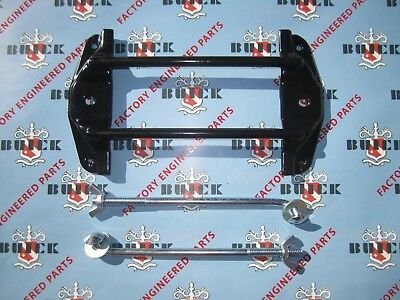 Clamp /& 2 Bolts 1960 1961 1962 Buick Battery Hold Down Clamp Kit