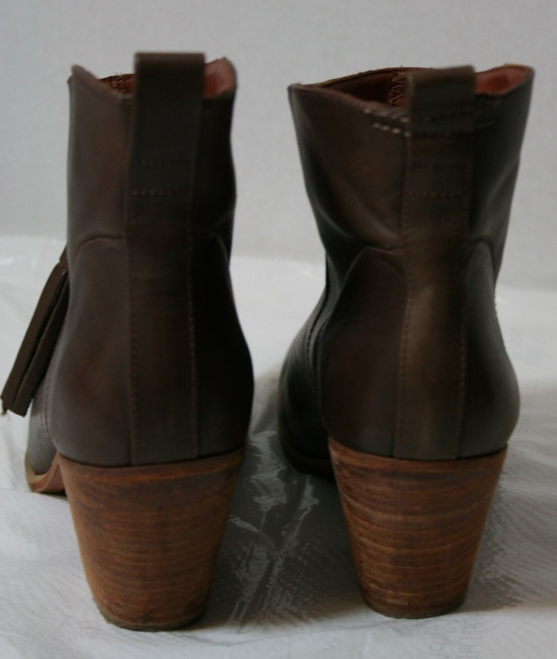 ANTHROPOLOGIE BOOKMARK BOOTIES RACHEL COMEY SHOES ANKLE ANKLE SHOES BOOTS 9.5 1c943e