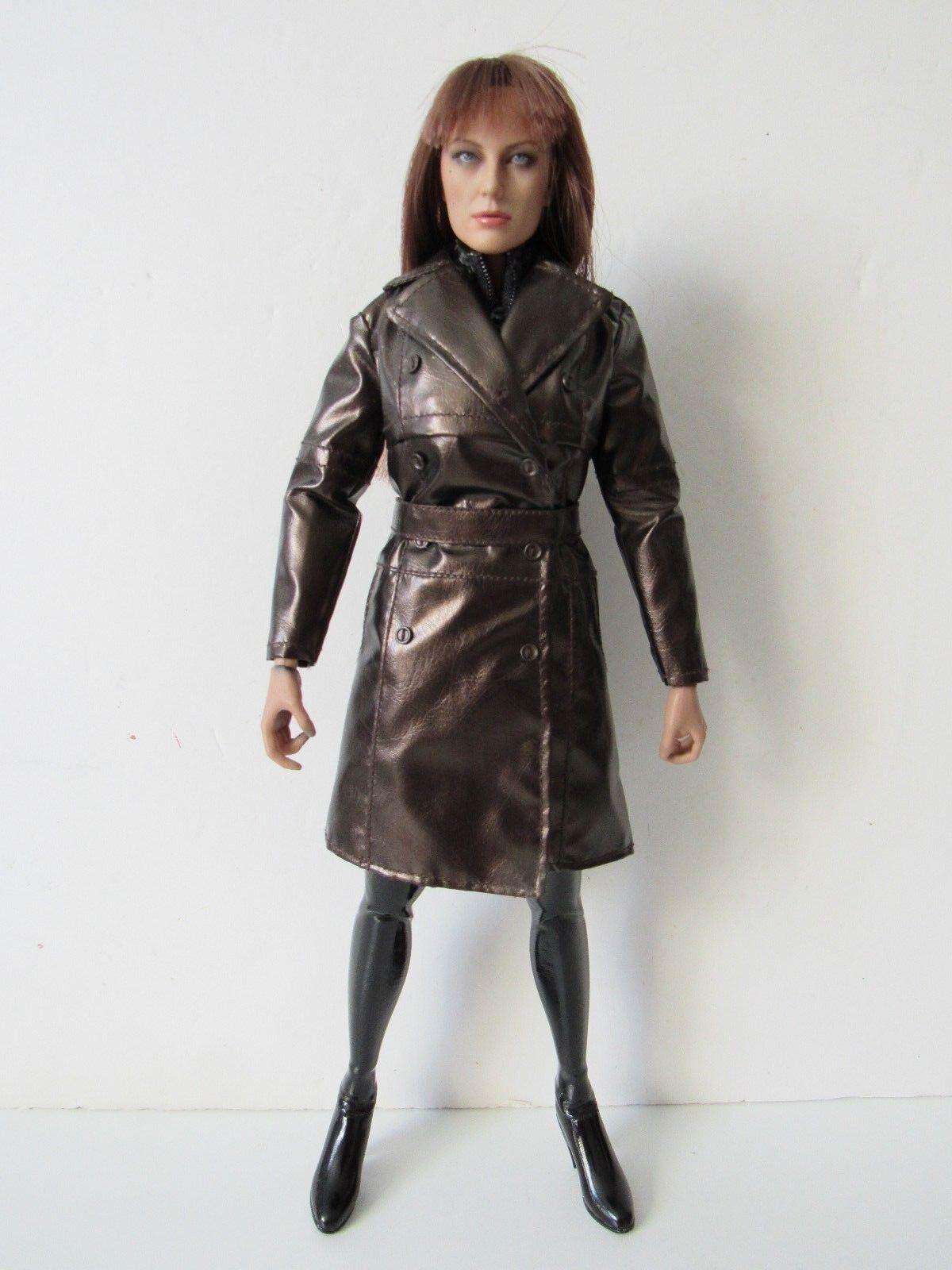 Hot Toys 1 6 Scale Watchmen Silk Spectre II Malin Akerman Action Figure