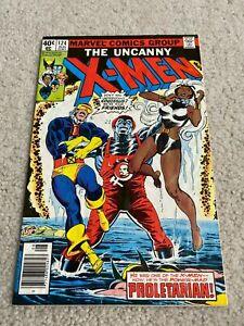 Uncanny-X-Men-124-VG-4-0-Arcade-Cyclops-Wolverine-Storm
