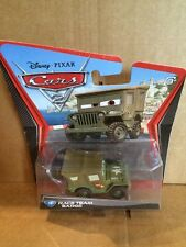 """DISNEY CARS DIECAST - """"Race Team Sarge"""" - Combined Postage"""