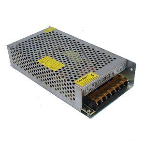 Alimentatore 10A 12V Striscia Led Trasformatore 10 Ampere Stabilizzato 220V 120W
