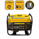 Firman P03601 3650/4550 Watt Gasoline Portable Generator