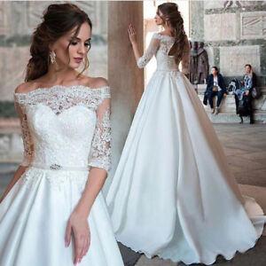 Non Puffy Wedding Dresses Off 70 Buy