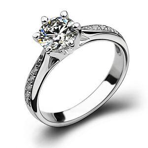 18k-White-Gold-Filled-Silver-Base-Women-Wedding-Bridal-Engagement-Ring-R34