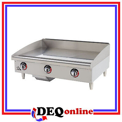 """Star 536TGF Star-Max Electric Griddle 36"""" Wide Griddle"""