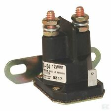 Starter Solenoid For MURRAY 3 pole style 12V 21261 24285