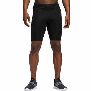 Adidas-Response-Climacool-Mens-Short-Running-Tights-Black-Compression-Baselayer