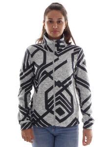 Brunotti Gris Fonctionnelle Jacket Shaula Cardigan Isolant Fleece B4wgqxr1B