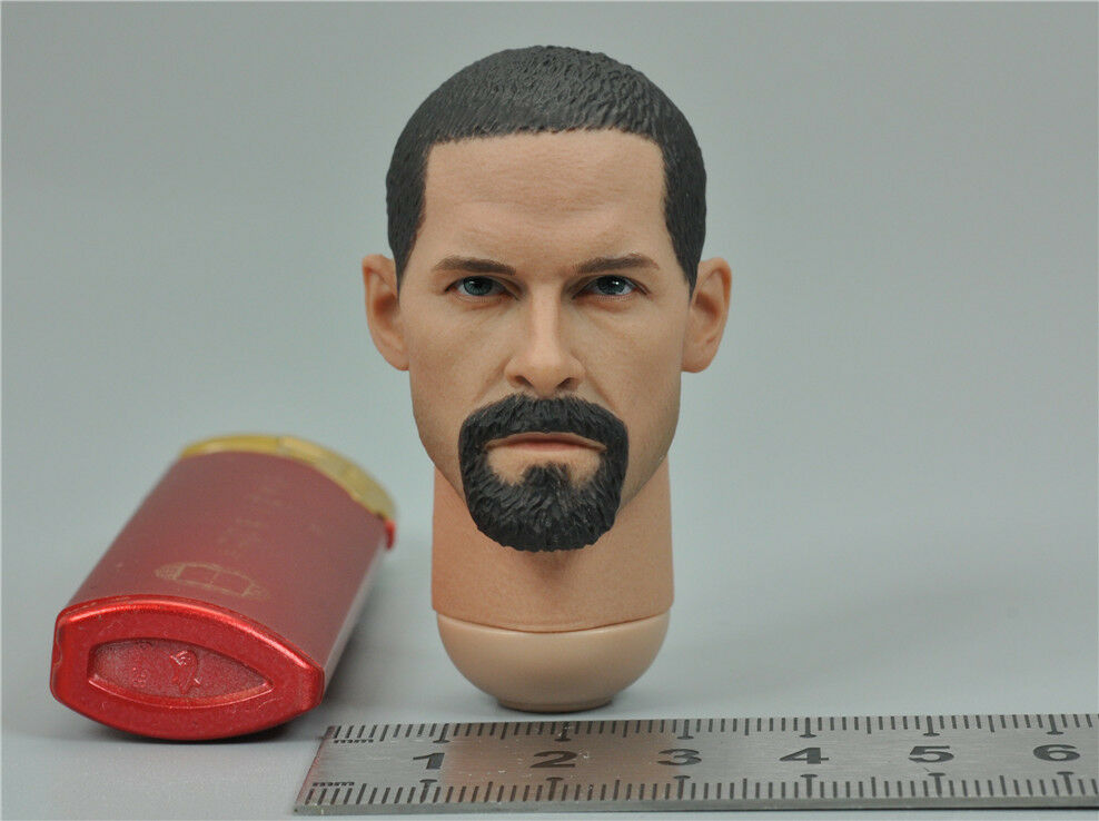 Head Sculpt for for for One Toy & World Box OT006 FIGHTER 12  1 6 Scale Action 12'' dfe777