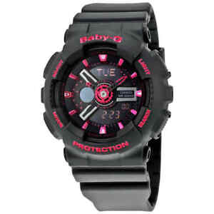 Casio-Baby-G-Analog-Digital-Display-Black-Dial-Ladies-Watch-BA-111-1ACR