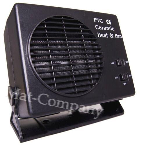 Dispositivo calentador calefactor 12v 300 vatios para coche adicional calefacción keramikheizer