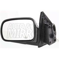 Fits Quest 96-98 Driver Side Mirror Replacement - Heated
