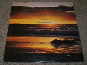 Sam-Barlow-High-School-Concert-Choir-1970-1971-Private-Religious-FAST-SHIPPING