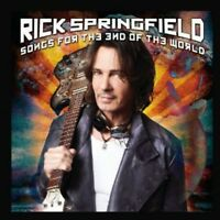 Rick Springfield - Songs For The End Of The World [new Cd] on Sale