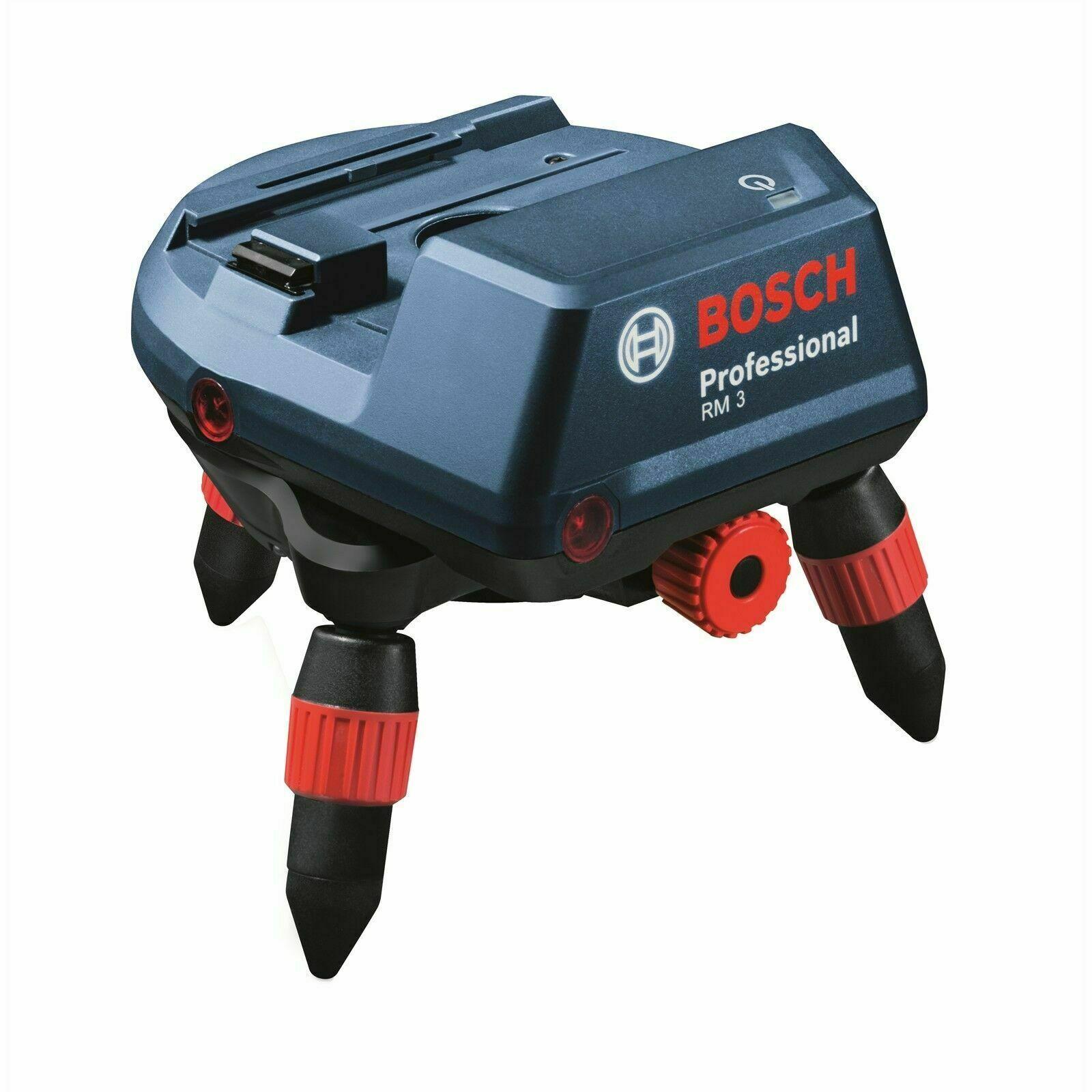 GERMANY BRAND Bosch RM 3 Laser Motorised Base