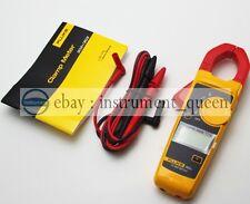 Fluke 302 Handheld Digital Clamp Meter Multimeter Tester Dmm Acdc Volt F302