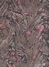 Französisches Marmorpapier 50 x 65 cm 100 gr qm