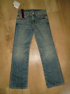 Bnwt 7 For All Mankind Jeans Di Età Compresa Tra 8-mostra Il Titolo Originale