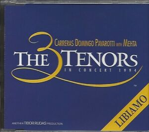 The-3-tenori-in-concert-1994-Libiamo-PROMO-CD-SINGLE