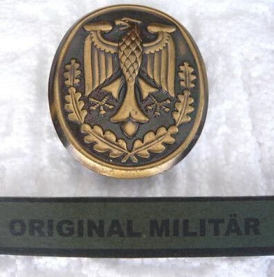 Orig Bundeswehr Schützenschnur Stufe I BRONZE Orden Uniform Jacke
