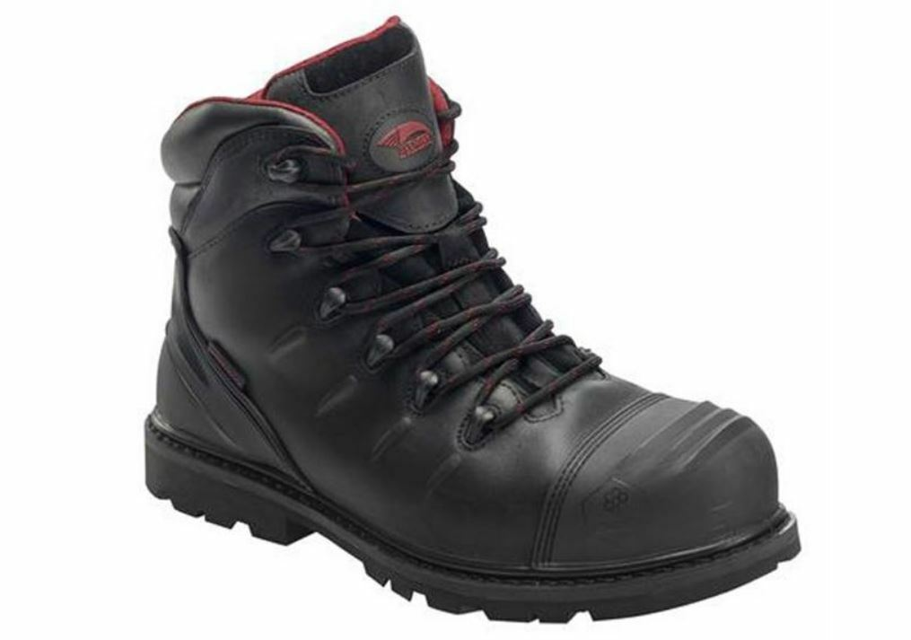 Avenger Composite Safety Toe EH WP SR Work Boot A7547 Extra Wide-(6E)