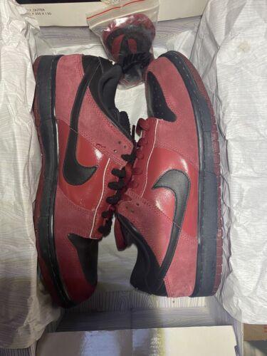 Nike Dunk Low Pro Sb Milli Vanilli Sz 11 Varsity C