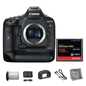 32GB Memory Card for Canon EOS 1D Mark III