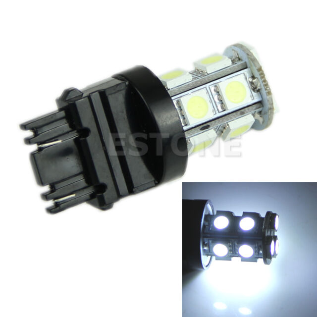 Super White T25 13-LED 3157 5050 SMD Stop Tail Brake Turn Car Light Bulb Lamp